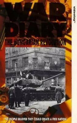 War Diary: The Hungarian Revolution DVD (1994) cert E FREE Shipping, Save £s