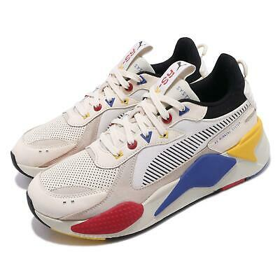PUMA Multicolor Falcon & Rockridge Suede Classic Low Top Sneakers for men