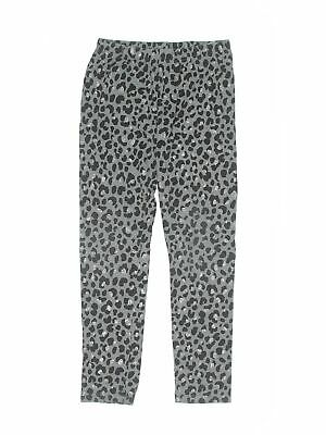 The Children's Place Girls Gray Leggings M Youth