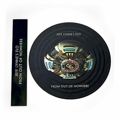 Jeff Lynne's Elo : From Out Of Nowhere : Limited Edition Picture Disc Vinyl Lp