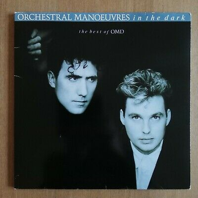 * OMD ORCHESTRAL MANOEUVRES IN THE DARK - THE BEST OF OMD - Orig 1988 UK LP *
