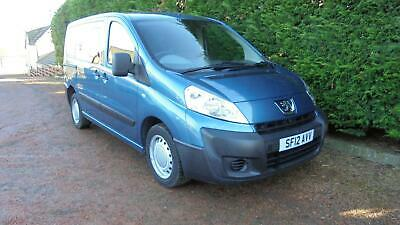 Peugeot Expert Tepee 2.0HDi WHEELCHAIR ACCESS VEHICLE DISABLED