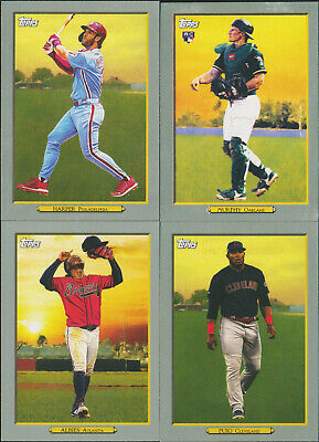 2020 Topps Series 1 Turkey Red Parallels - Few Chrome Pick from list - Free Ship