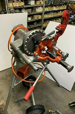 Ridgid 300 Pipe Threading Machine w/ Accessories