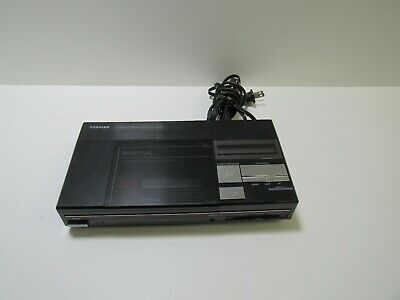 Vintage Toshiba Compact Disc Player Model XR-J9-Working
