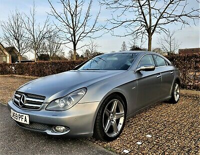 2010 Mercedes CLS 350 Grand Edition 7G-Tronic Low Miles, High Spec Clean