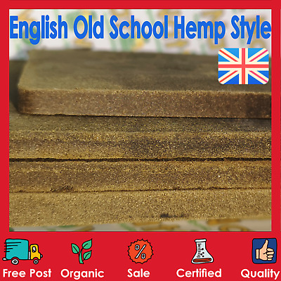 Hemp oil Tea Pain Concentrate Anxiety Sleep Resin Extract Herbal Solid 10%