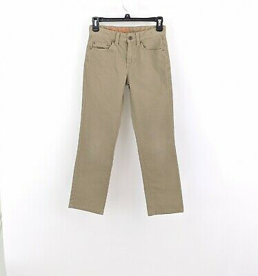 Urban Pipeline Boys 10 Maxflex Straight Leg Twill Khaki Pants
