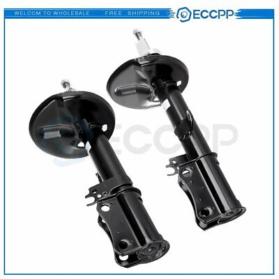 ECCPP Shocks Struts Front Rear Shock Absorbers Strut Kits Compatible with 1995 1996 Lexus ES300,1995 1996 Toyota Avalon,1995 1996 Toyota Camry 334170 334171 334133 334134