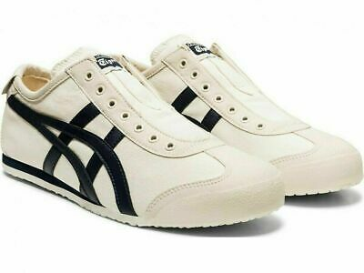 New Onitsuka Tiger MEXICO 66 SLIP-ON 1183A360 Birch from Japan Free shipping