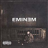 ?  Eminem -the  Marshall Mathers LP  cd freepost in very good condition