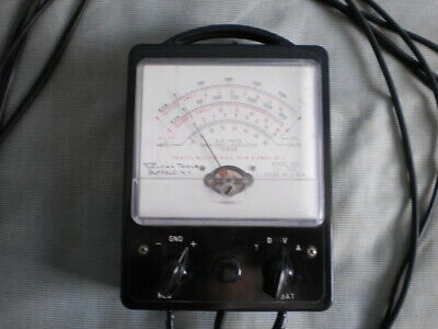 Vulcan Tools Tester : Tach + Dwell + Voltage + Current