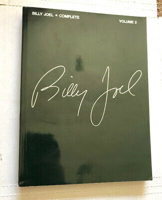 Volume 2 Billy Joel Complete