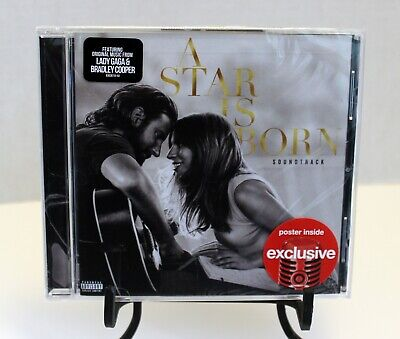 BRAND NEW and SEALED! A Star is Born Soundtrack w/ Lady Gaga! FREE SHIPPING!