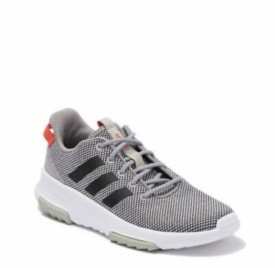 Adidas kids CF Racer TR K Unisex boys girls sneakers EE8560 Gray new with box