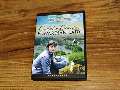 The Country Diary of an Edwardian Lady (DVD, 2012, 4-Disc Set)