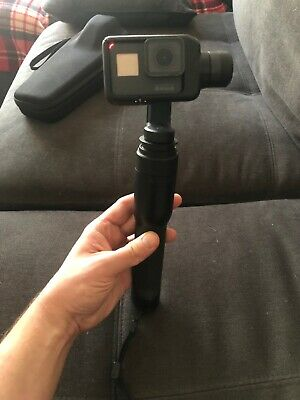 GoPro Hero5 HD Black Edition Action Camera - Excellent condition. Karma Gimbal