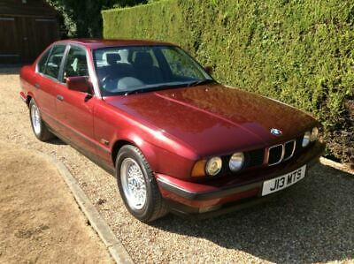 BMW E34 520i SE   M50 1991 MODEL SALOON  AUTOMATIC 64000 MILES PX WELCOME