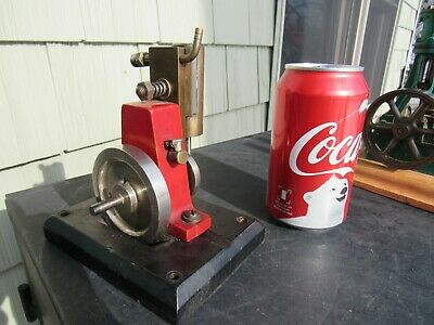 Vintage  Original Oscillating Steam Engine Working Steam Engine Model