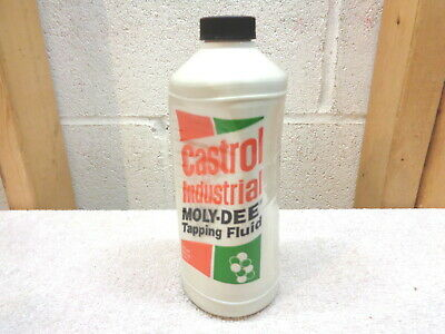 CASTROL Industrial Moly-Dee Tapping Fluid~16 Oz.~New!
