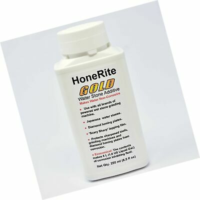 Shield Technology HoneRite Gold Water Additive 250ml by Honerite
