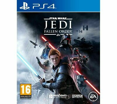 Star Wars Jedi Fallen Order PS4 Brand New Fast Delivery!