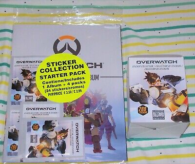 Overwatch Sticker Collection Single Stickers Buy 4 get 10 FREE 1-250 FREE Post