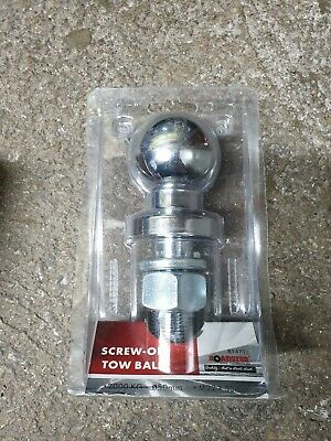 roadster screw-on tow ball 81471c