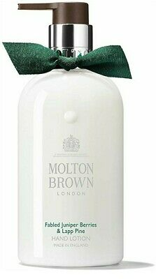Molton Brown Fabled Juniper & Lapp Pine Hand Lotion 300ml  - Brand New.