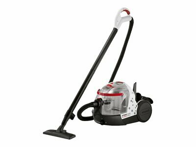 BISSELL HydroClean ProHeat Complete Vacuum cleaner canister bagless white 1474J