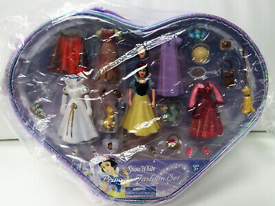 NIB The Princess and the Frog Favorite Moments Deluxe Gift Set Polly Pocket