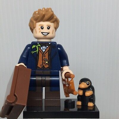 Newt Scamander and Niffler Minifigure! LEGO Dimensions Harry Potter 71253