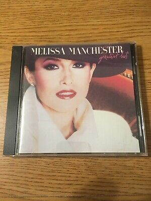 Greatest Hits by Melissa Manchester (CD, 1983, Arista)