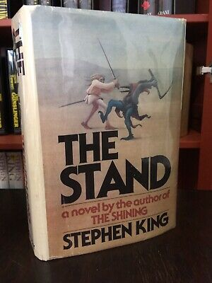 Stephen King The Stand TRUE First Edition (T39) $19.95 DOUBLEDAY
