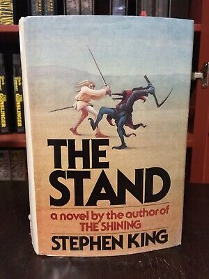 Stephen King The Stand TRUE First Edition $12.95 DOUBLEDAY (Jacket Only)