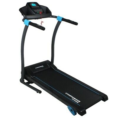 Confidence Fitness TP-3 Folding Electric Treadmill Motorised Running Machine