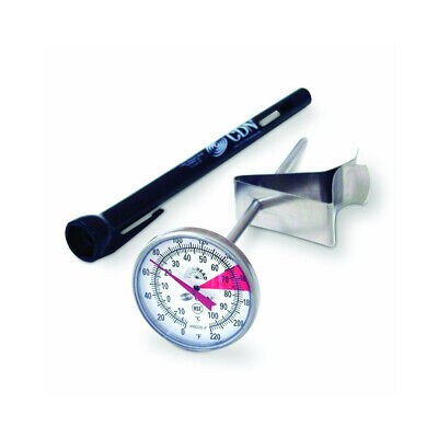 CDN ProAccurate Beverage & Frothing Thermometer