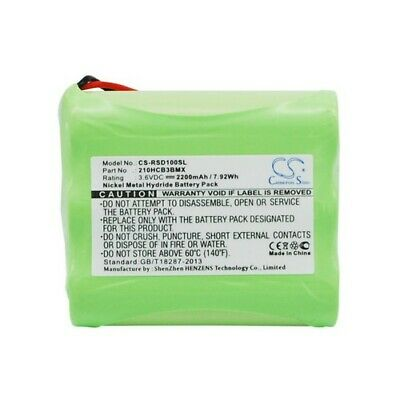 Battery For ROBERTS Sports Dab1