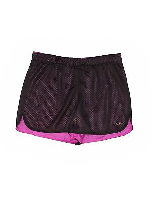 C9 By Champion Girls Black Athletic Shorts Large kids