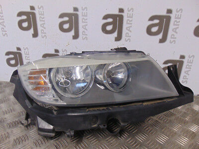 # Bmw 318D 2010 Drivers Side Front Headlight (Some Marks)