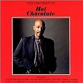 !  Hot Chocolate - the Very Best of cd freepost in very good condition