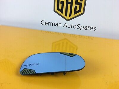 Right Driver Side Wide Angle Mirror Glass for Audi TT 1998-2006 0148RAS