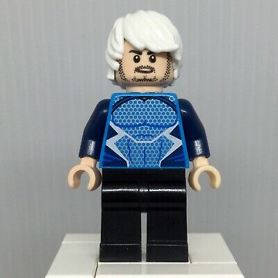 LEGO Marvel Super Heroes Avengers sh180 Quicksilver Minifigure from 76041