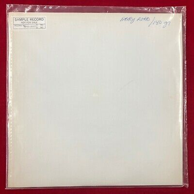 The Beatles - Abbey Road - Mobile Fidelity MFSL 1-023 Sealed TEST PRESSING  LP