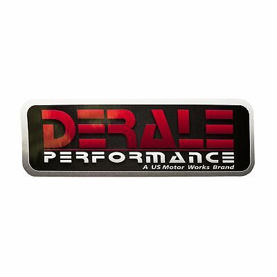 Derale Performance Decal