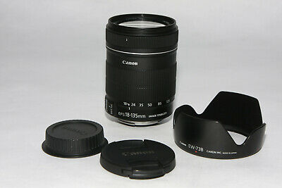 """Canon EF-S 18-135mm 1:3,5-5,6 IS  #0372518769 """" Sehr guter Zustand """""""