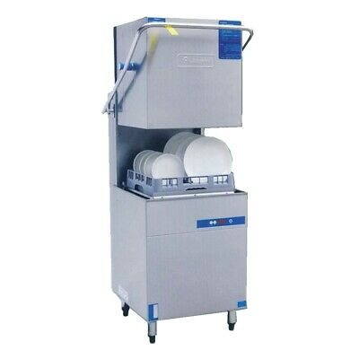 Axwood Passthrough Dishwasher 3-Phase for Commercial Catering and Restaurant Use