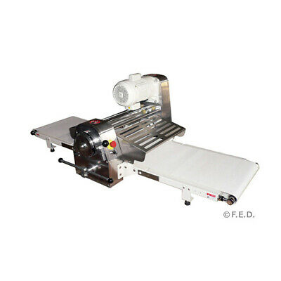 Bench Top Single Phase Dough Sheeter for Commercial Catering and Restaurant Use