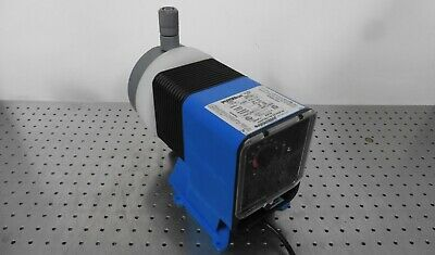 G165897 Pulsafeeder Pulsatron LPH8MA-WTCB-XXX Electronic Metering Pump