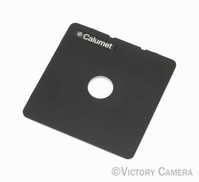 Calumet / Cambo #0 Lens Board for 4x5 5x7 View Camera (0210-16)